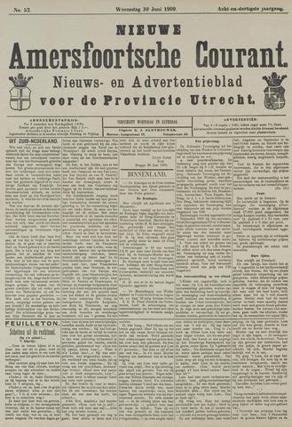 Nieuwe Amersfoortsche Courant 1909-06-30