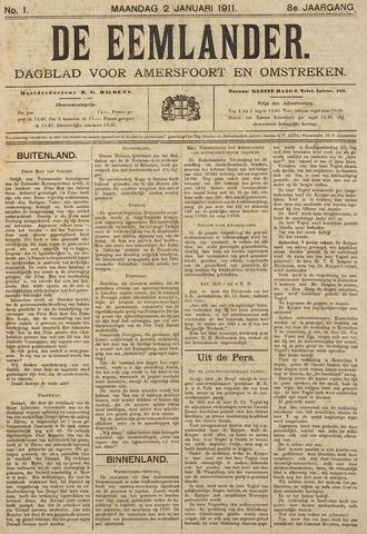 De Eemlander 1911-01-02