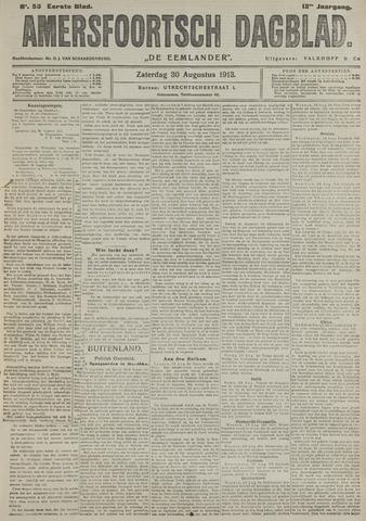 Amersfoortsch Dagblad / De Eemlander 1913-08-30