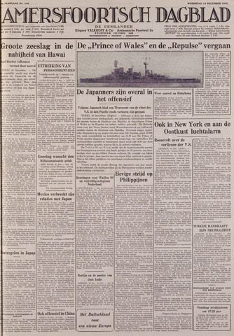 Amersfoortsch Dagblad / De Eemlander 1941-12-10