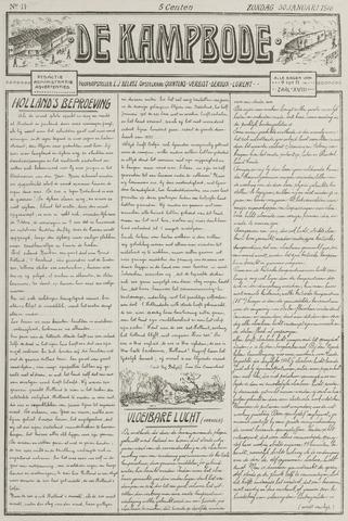 De Kampbode 1916-01-30
