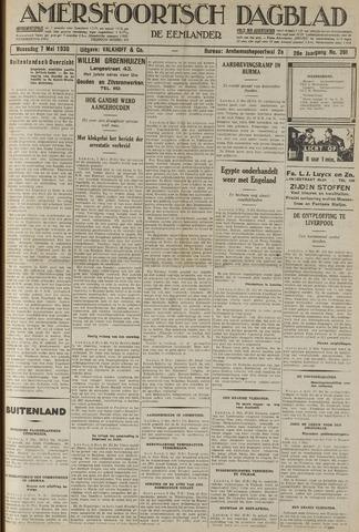 Amersfoortsch Dagblad / De Eemlander 1930-05-07