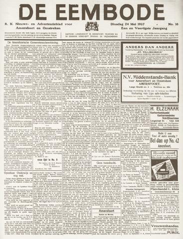 De Eembode 1927-05-24