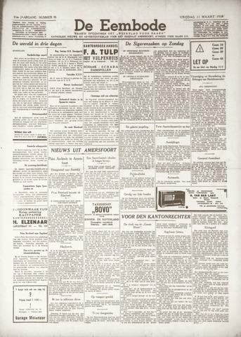 De Eembode 1938-03-11