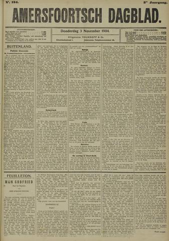 Amersfoortsch Dagblad 1904-11-03