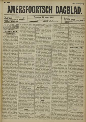 Amersfoortsch Dagblad 1907-03-25