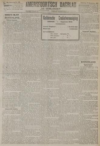 Amersfoortsch Dagblad / De Eemlander 1919-11-15