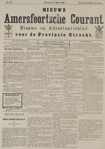 Nieuwe Amersfoortsche Courant 1903-04-08