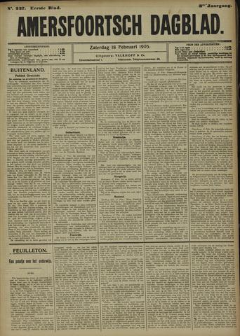 Amersfoortsch Dagblad 1905-02-18