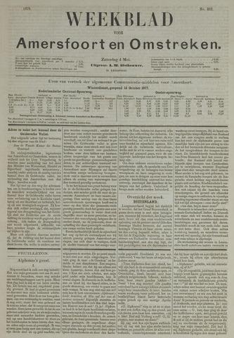 Weekblad voor Amersfoort en Omstreken 1878-05-04
