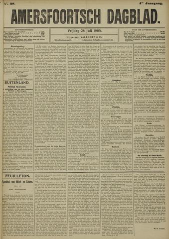 Amersfoortsch Dagblad 1905-07-28