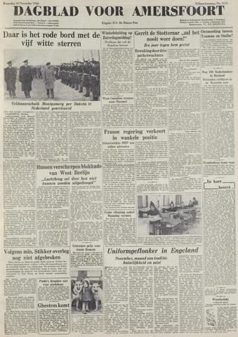 Dagblad voor Amersfoort 1948-11-10