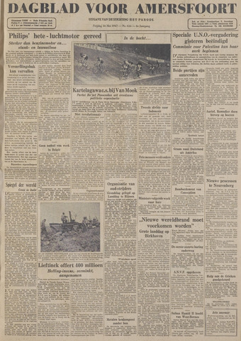 Dagblad voor Amersfoort 1947-05-16