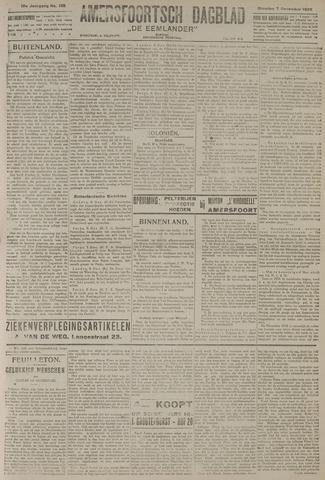 Amersfoortsch Dagblad / De Eemlander 1920-12-07