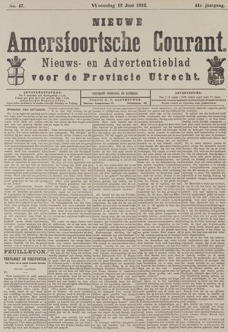 Nieuwe Amersfoortsche Courant 1912-06-12