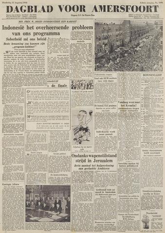 Dagblad voor Amersfoort 1948-08-12