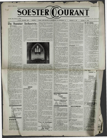 Soester Courant 1952-04-11