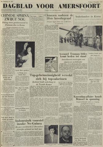 Dagblad voor Amersfoort 1950-12-08