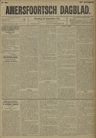 Amersfoortsch Dagblad 1911-09-26
