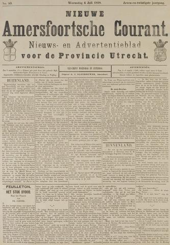 Nieuwe Amersfoortsche Courant 1898-07-06