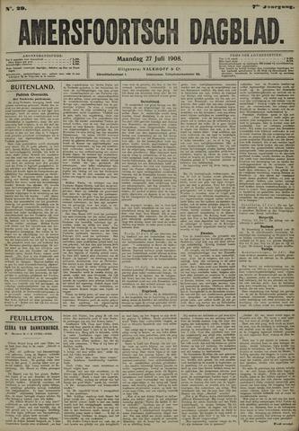 Amersfoortsch Dagblad 1908-07-27