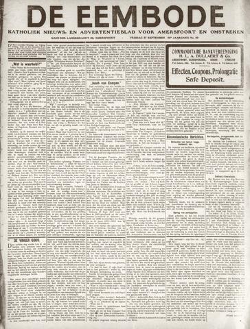 De Eembode 1918-09-27