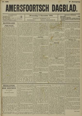 Amersfoortsch Dagblad 1904-11-09