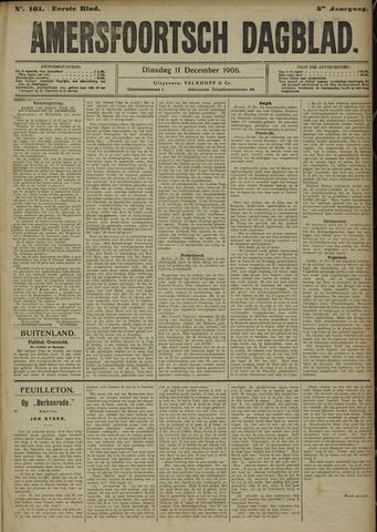 Amersfoortsch Dagblad 1906-12-11