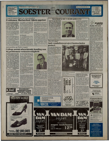 Soester Courant 1985-09-11
