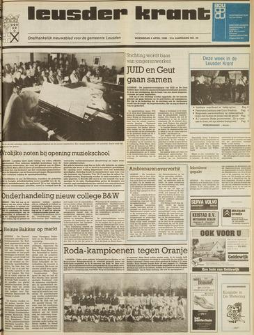 Leusder Krant 1990-04-04