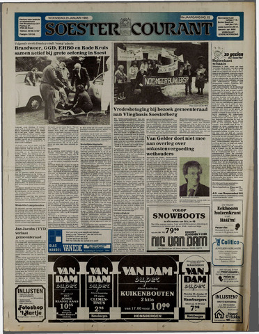 Soester Courant 1985-01-23