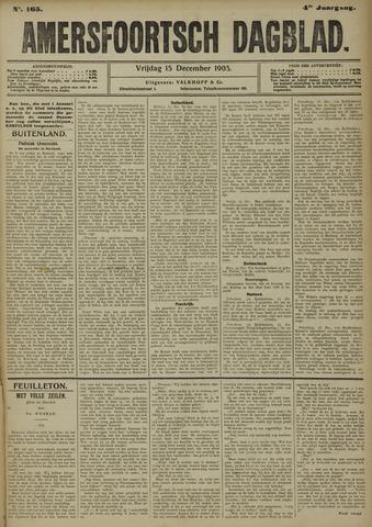Amersfoortsch Dagblad 1905-12-15