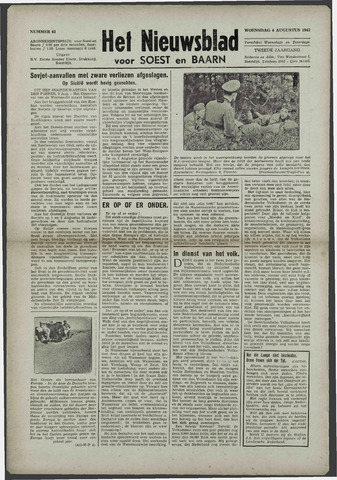 Soester Courant 1943-08-04