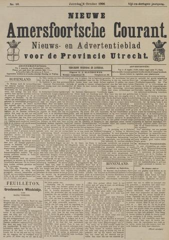 Nieuwe Amersfoortsche Courant 1906-10-06