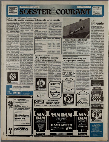 Soester Courant 1985-10-09