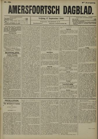 Amersfoortsch Dagblad 1909-09-17