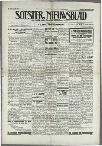 Soester Courant 1924-08-16