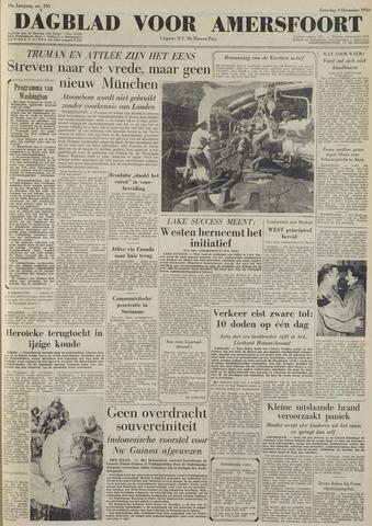Dagblad voor Amersfoort 1950-12-09