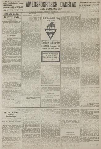 Amersfoortsch Dagblad / De Eemlander 1926-09-28
