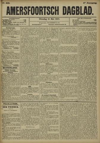 Amersfoortsch Dagblad 1905-05-16