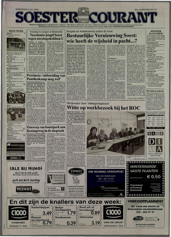 Soester Courant 2002-07-03