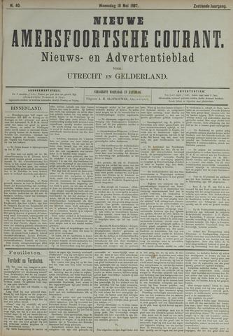Nieuwe Amersfoortsche Courant 1887-05-18