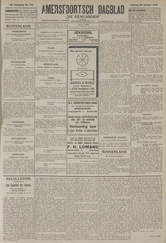 Amersfoortsch Dagblad / De Eemlander 1927-01-28