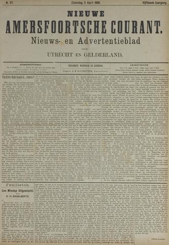 Nieuwe Amersfoortsche Courant 1886-04-03