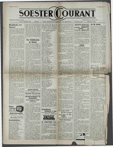 Soester Courant 1954-07-02
