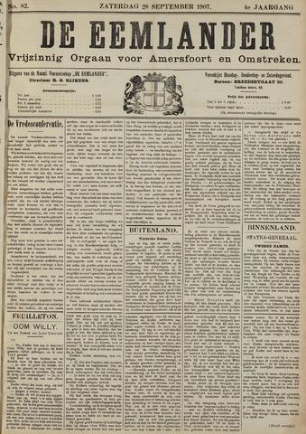De Eemlander 1907-09-28