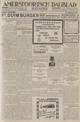Amersfoortsch Dagblad / De Eemlander 1929-02-02