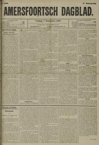 Amersfoortsch Dagblad 1902-11-07