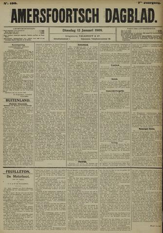 Amersfoortsch Dagblad 1909-01-12