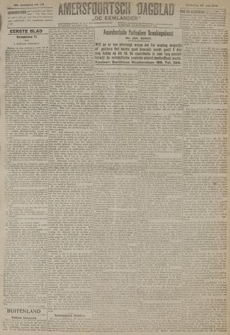 Amersfoortsch Dagblad / De Eemlander 1919-07-26